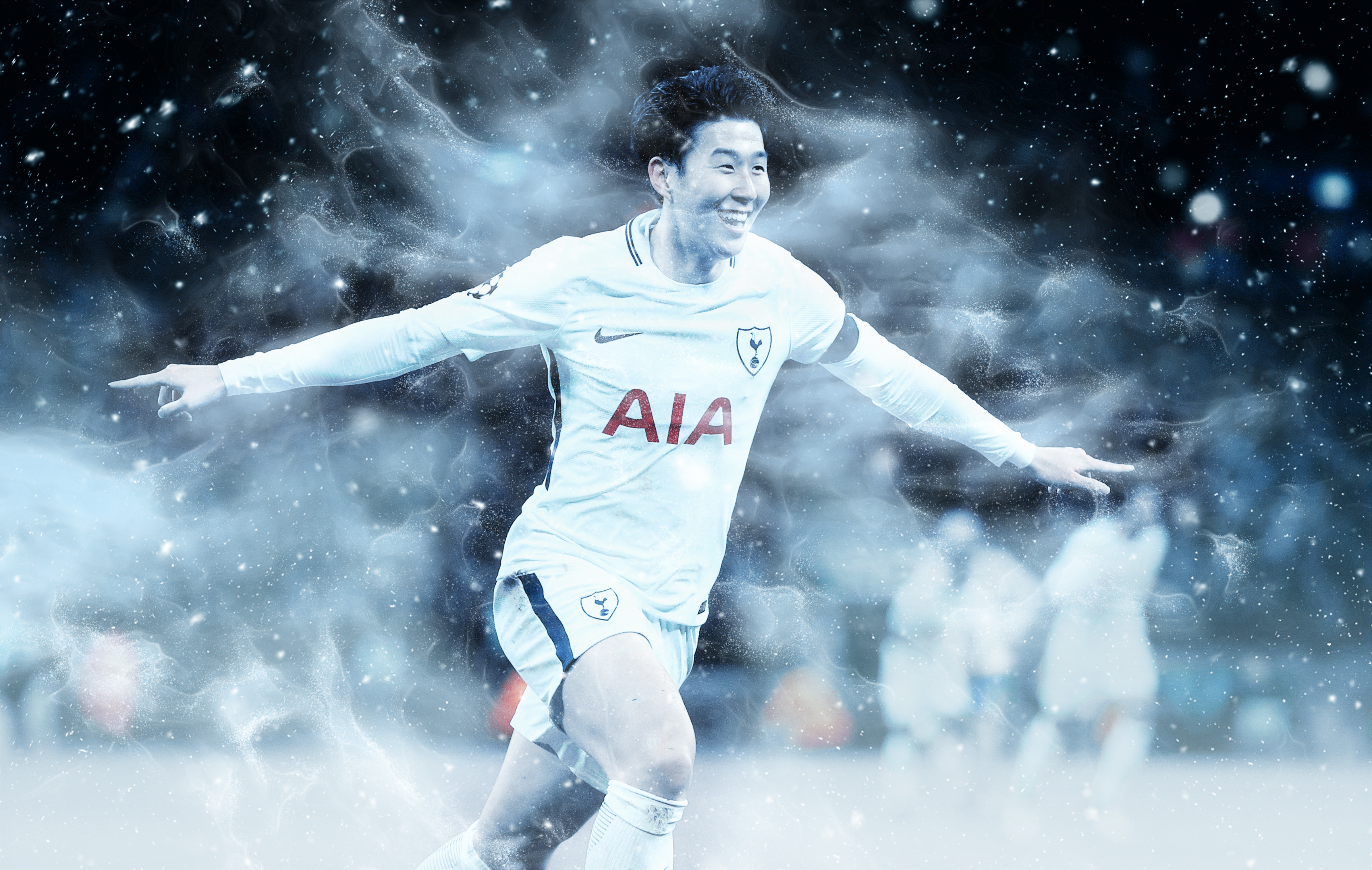 Son Heung-Min HD Wallpaper