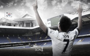 Son Heung Min Hd Wallpapers Background Images
