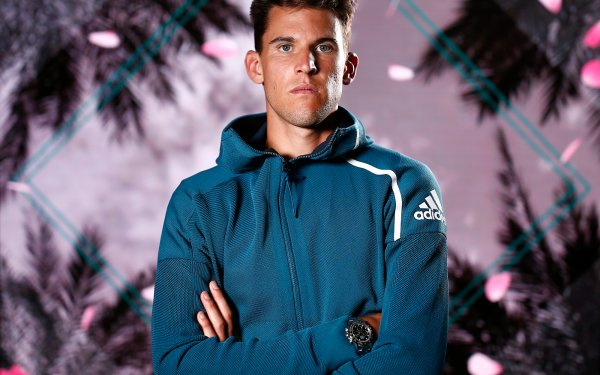 Dominic Thiem 4k Ultra HD Wallpaper | Background Image ...