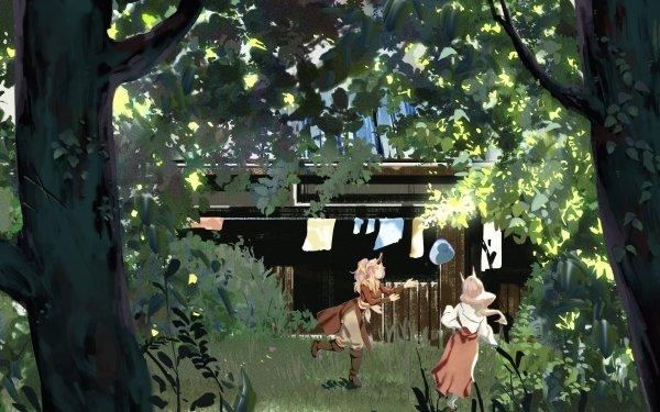 Anime That Time I Got Reincarnated as a Slime Rimuru Tempest Shion Shuna HD Wallpaper   Background Image